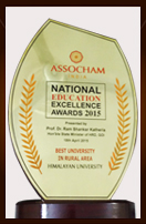 National Education Excellence Award 2015