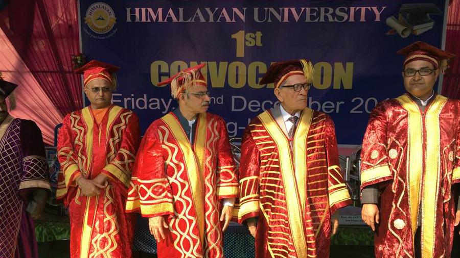 Himalayan University Convocation Image-2