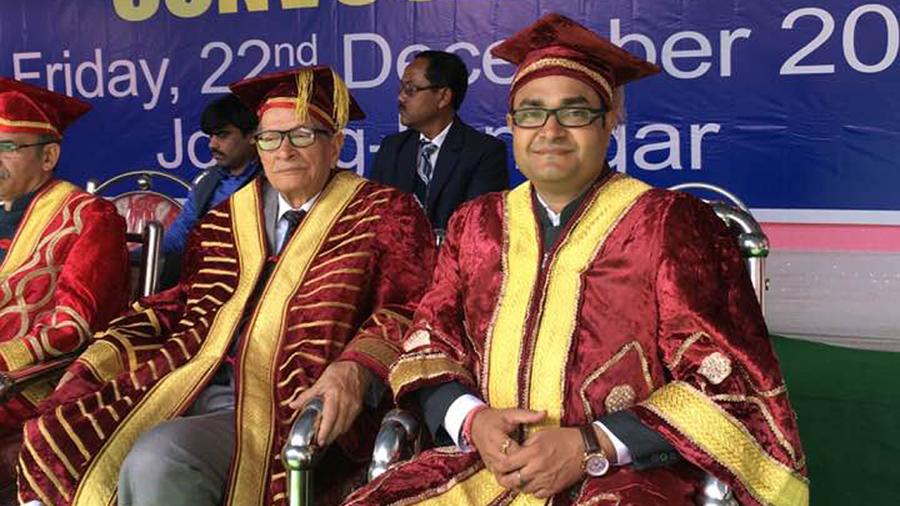 Himalayan University Convocation Image-3