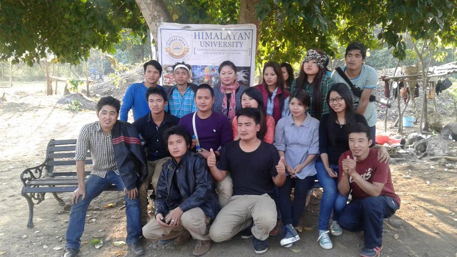 Student Trip to Doimuk Midpu